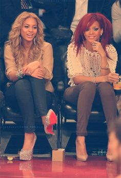 both so beautiful and talented!!
