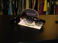 Juicy Couture Sunglasses.  Ms. Mulligan's Consignment Boutique