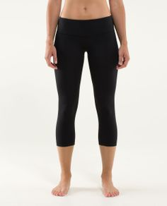 wunder under crop *luxtreme | lululemon athletica