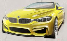 BMW Concept M4