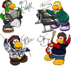 wikiHow to Dress Like the Penguin Band from Club Penguin