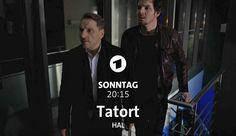 """Am Sonntag gibt's einen spannenden neuen Fall! Thorsten Lannert und Sebastian Bootz ermitteln im """"Tatort: HAL"""" um 20:15 Uhr im Ersten."""