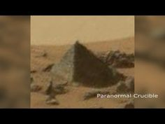 Pyramid Found On Mars? - YouTube