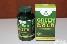 Be Ready for Summer with Green Coffee Bean Extract Gold #weightloss #health #natural