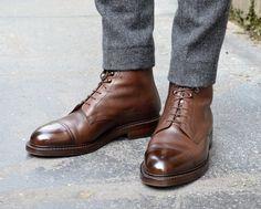 nice brown boots