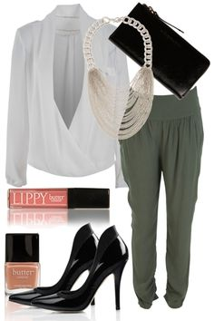 Urban Chic Outfit includes Butter London, RMK, and Arlington Milne - Birdsnest Online Fashion