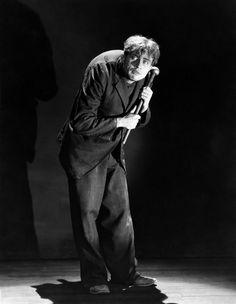 Dwight Frye as Fritz in Frankenstein (1931)