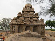Five Rathas, Mamallapuram (Photos by KK) by Krishnakumar Tanjore Kuppa on 500px