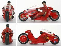 Akira : Kaneda's motorbike