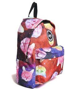 7e1e9e4202 Hype Cosmo Cat Backpack. Cat BackpackCosmosBackpacksGearsOuter SpaceBackpack  BagsGear ...