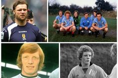 Coventry City's Tartan Army: Great Scots who have represented Sky Blues Coventry City, Blue Army, Football Football, Scottish Clans, Over The Years, Tartan, Blues, Sky, Baseball Cards