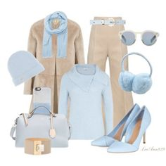 blue and beige contest