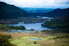 """Ladies View - Ring of Kerry One of the most beautiful drives, a must """"do"""" if visiting Ireand."""