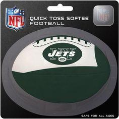 Rawlings New York Quick Toss Softee Football, Team