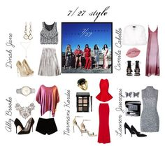 """""""7/27 STYLE"""" by elaandco on Polyvore featuring moda, Harrods, Attic and Barn, Lime Crime, Zimmermann, Gianvito Rossi, Christian Dior, Allurez, Alexander McQueen e Yves Saint Laurent"""