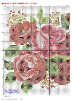 Gallery.ru / Фото #18 - The world of cross stitching 034 июль 2000 - WhiteAngel