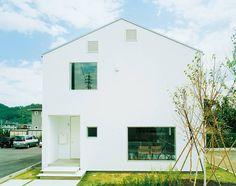 Windows House, Muji. Kengo Kuma.