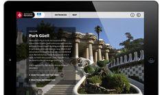 Park Güell, guía oficial de la zona monumental Ajuntament de Barcelona, 2013