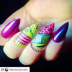 Instagram photo by All The Pretty Nails • Oct 27, 2015 at 12:06 AM