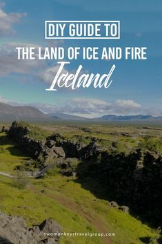 Iceland DIY Travel Guide: The Land of Ice and Fire Iceland is becoming a popular tourist destination. Located in the Northwestern part of Europe and sits in the north of the Atlantic Ocean. This country will surely make you awestruck when you see the volcanic landscape, countless waterfalls, glacier, wildlife and the colourful Reykjavik. Here is my Travel Guide to Iceland!