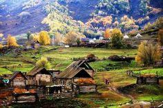 Tuwa village, China