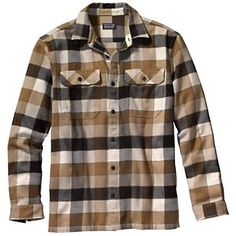 Softest flannel I've ever touched -Patagonia Fjord Shirt