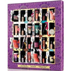 Benefit launch THE most amazing beauty advent calendar with flash sale