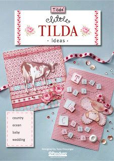 TILDA little ideas – Tanya Sofibaby – Picasa Nettalbum Crafts For Girls, Crafts To Make, Book Crafts, Paper Crafts, Craft Books, Digital Scrapbooking Freebies, Crochet Magazine, Book Quilt, Patch Quilt