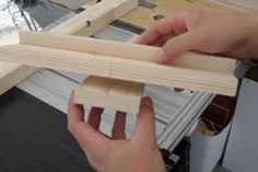 Table Saws Homemade Table Saw Fence System Wood Projects That Sell, Woodworking Projects That Sell, Woodworking Furniture, Woodworking Tools, Diy Projects, Table Saw Fence, Wood Table, Best Circular Saw, Homemade Tables