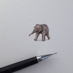 Art, be it tiny or large, is difficult, and Brooke Rothshank is the person laughing at our clumsy efforts.