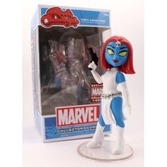 Mystique Vinyl Rock Candy Marvel | Pop Price Guide