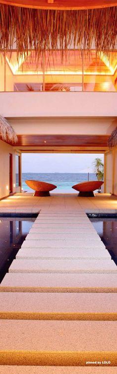 Huvafen Fushi....Maldives