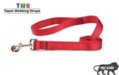 ‪#‎MakeinINDIA‬ ‪#‎GoradiaIndustries‬ ‪#‎Tapeswebbingstraps‬ Large selection of nylon dog collars, leashes & accessories for keeping your dog safe. For more details click on the below link or call us on +9833884973/9323558399 http://tapeswebbingstraps.in/product-category/dog-leash/