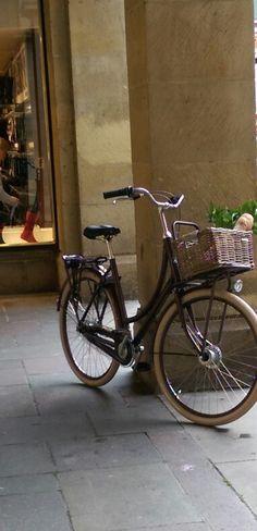 Super schönes #Citybike: #Batavus Diva