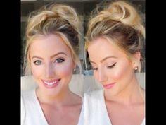 My Everyday Makeup Look Tutorial! - YouTube