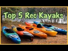 Wilderness Systems, Joy Ride, Free Education, Kayaking, Boats, Youtube, Top, Camping, Travel