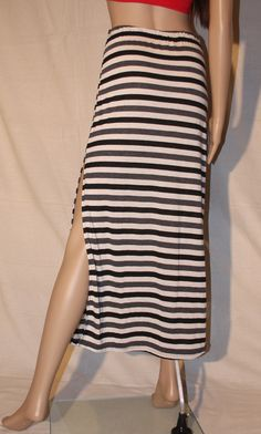 /striped-pattern-maxi-skirt