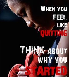 When you feel like quitting, think about why you started… Krav Maga Kids, Learn Krav Maga, Fitness Quotes, Fitness Motivation, Crossfit Quotes, Quotes Motivation, Fitness Life, Health Fitness, Krav Maga Martial Arts