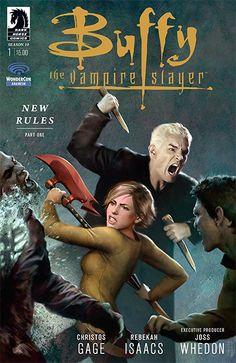 Buffy the Vampire Slayer: Season Ten #1