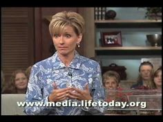 "Beth Moore ""Bo Derek and Barbie"" (LIFE Today / James Robison)"
