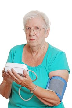 Get rid of high blood pressure using natural treatment and home remedies.