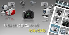 Ultimate 3D Carousel With CMS