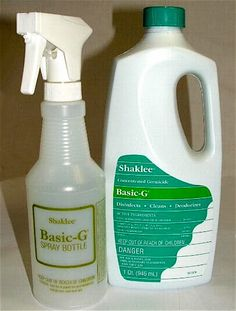 As Safe and Green as it gets for your Family and Pets: Breathe easier with our Concentrated Disinfectant, Cleanser, Deodorizer. Has NO Chlorine (bleach in alkaline, pH>7, can form chlorine gas), NO Phenol (acidic solution, pHlll.myshaklee.com...