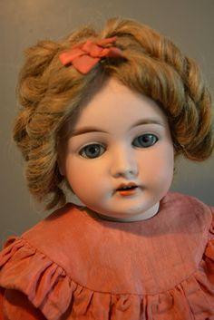 Antike Puppe!! Rempel & Breitung!! Sehr selten!! Mold 117!!! in Antiquitäten & Kunst, Antikspielzeug, Puppen & Zubehör | eBay
