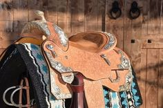 Nothing better than a Blue Ribbon Saddle.  Love mine.