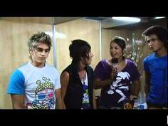 Entrevista da Banda Restart no Festival de Verão de Salvador 2011