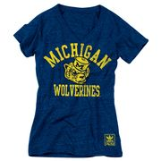 Adidas University of Michigan Ladies