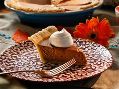 Get this all-star, easy-to-follow Valerie's Pumpkin Pie recipe from Valerie Bertinelli