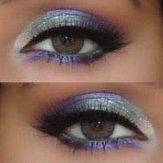 Gorgeous blend of color by MUA: dangsonia featuring her Wild & Free Baked Eyeshadow Palette.