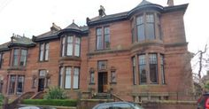 Stunning 3 bed flat for sale on Dowanside Road